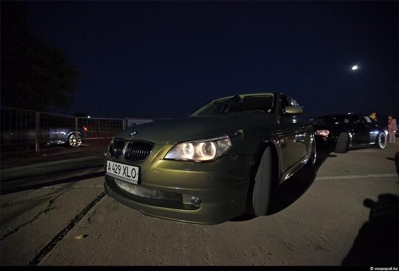 Need For Speed In Kazakhstan