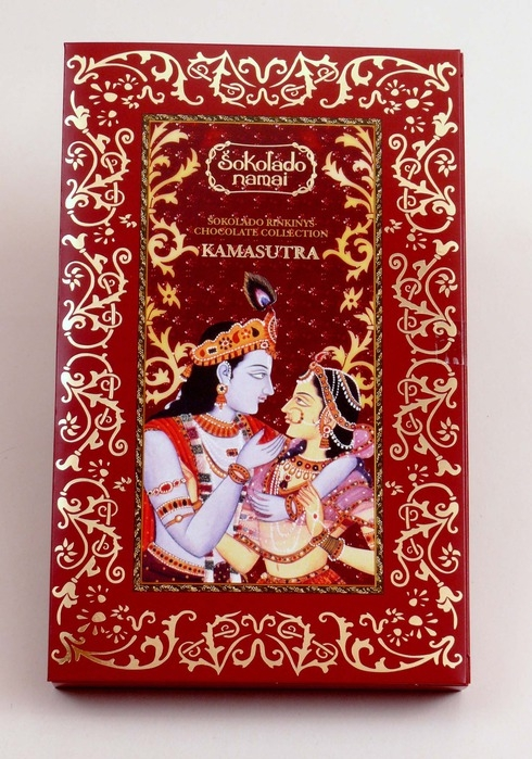 Chocolate Kamasutra: Two Temptations In One