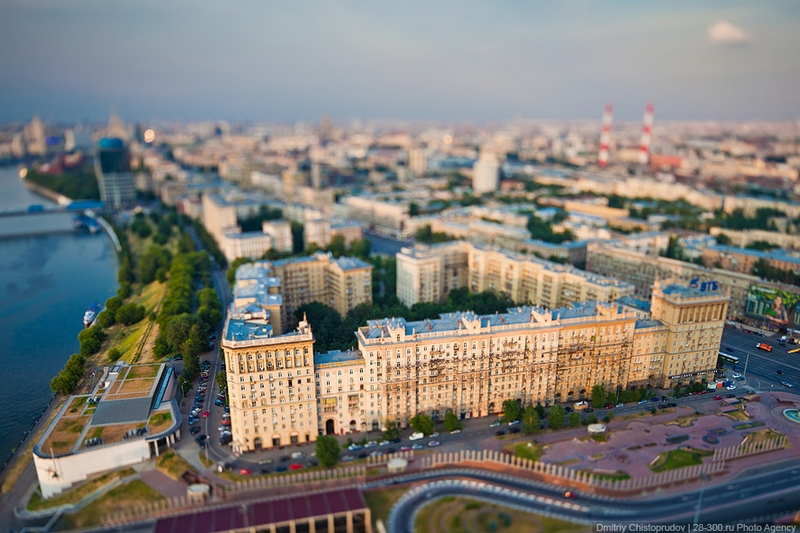This Cute Tiny Moscow