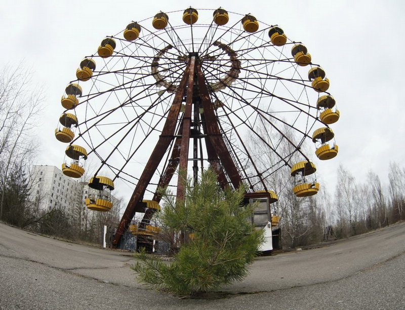 Coming Back to Chernobyl