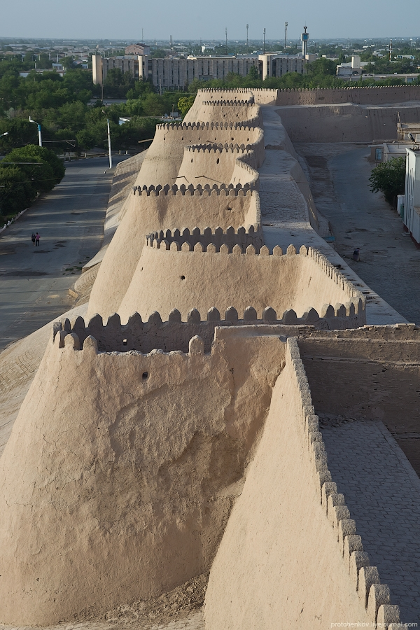 An Ancient City Of Uzbekistan