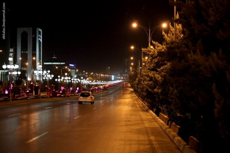 White Marble Turkmenistan