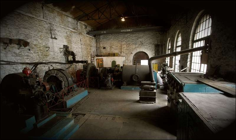 100 Year Old Hydro Power Plant