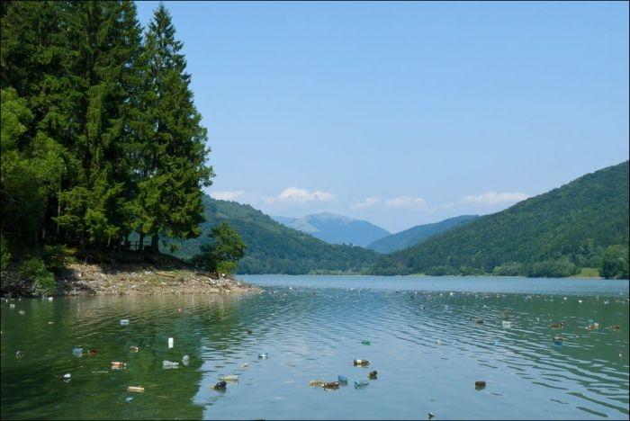 Lake to Dumpsite over Three Months