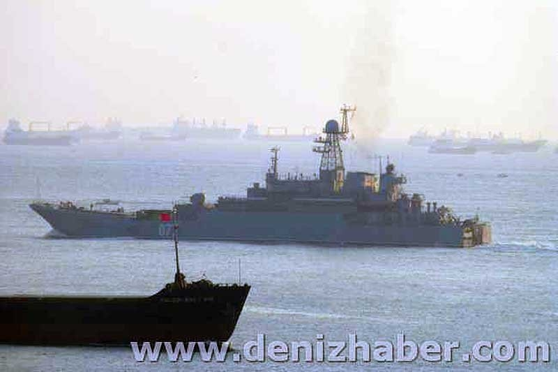 22 Russian Warships on Their Route to Syria