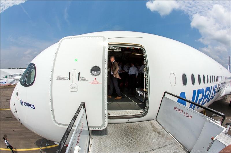 A Flight Into The Future