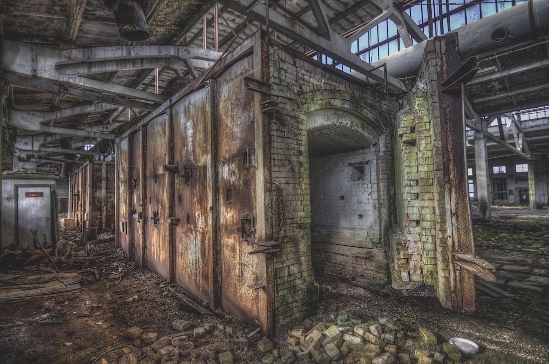 Abandoned Porcelain Factory of Novij Brothers | English ...