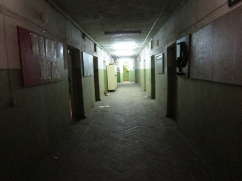 Abandoned Nuclear Physics Lab in Rostov-on-Don