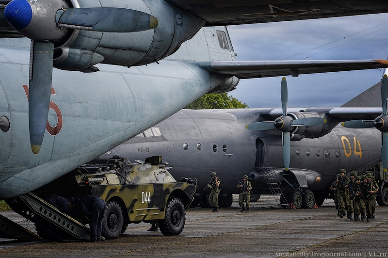 Another Drill at Another Air Force Base