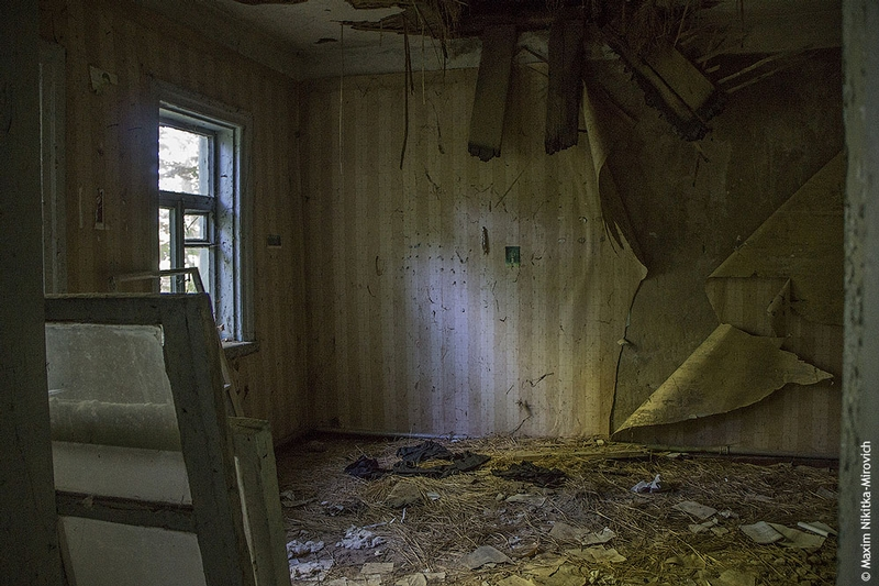 Apartments of Chernobyl