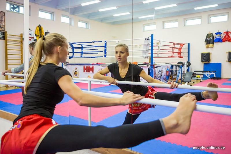 Barbie: International Muay Thai Champion from Belarus