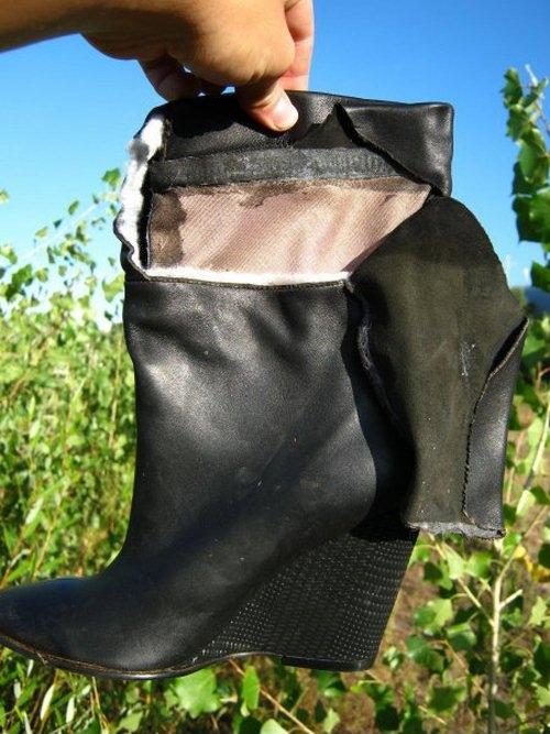 Shoe Business in the Ukrainian Way