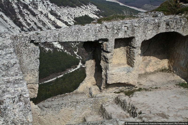 Cufut Qale: the Ancient Cave City of the Crimea