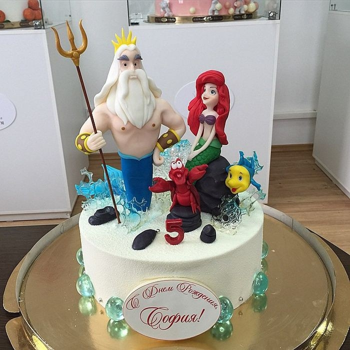 Cool Cakes from Russian Boxing Champ