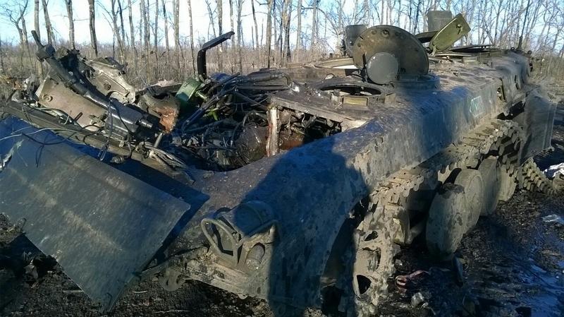 Battlefield Debaltsevo