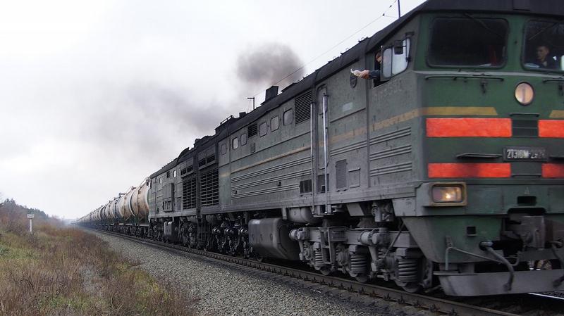 Making Photos Around Railway? Get Shot by a Railway Driver