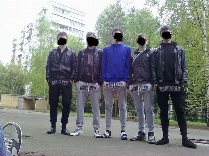 Dsquared - лучшие штаны на Земле!