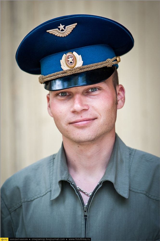 Faces of Russian Military 2016