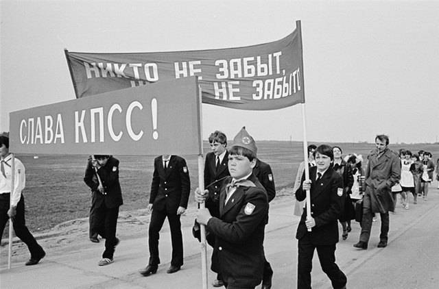 Faces of USSR by Underground Soviet Photographer