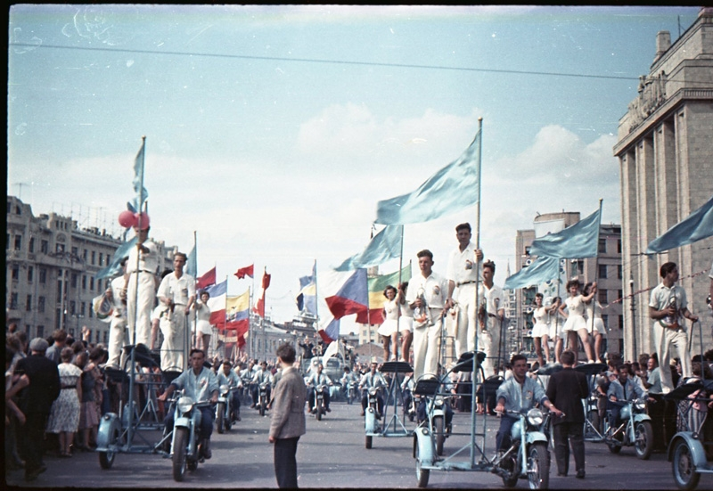 The World Festival of Youth and Students 1957