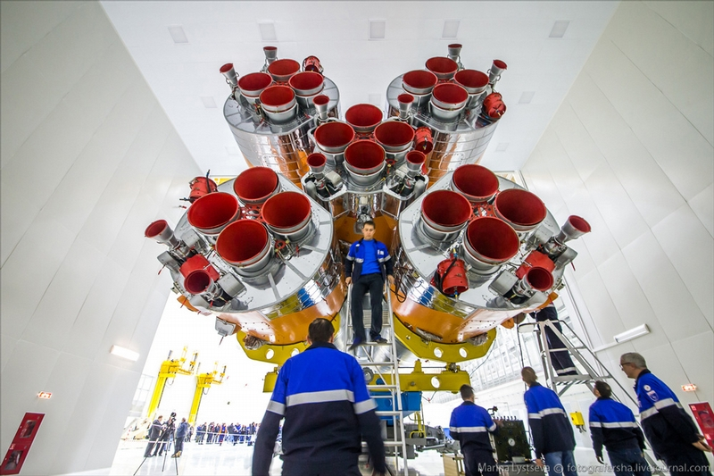 "First Rockets Arrive to Russian New Spaceport ""Kosmodrom Vostochny"""