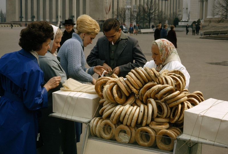 1964-1975: Foreign Photographer in Russia Making Awesome Colored Photos