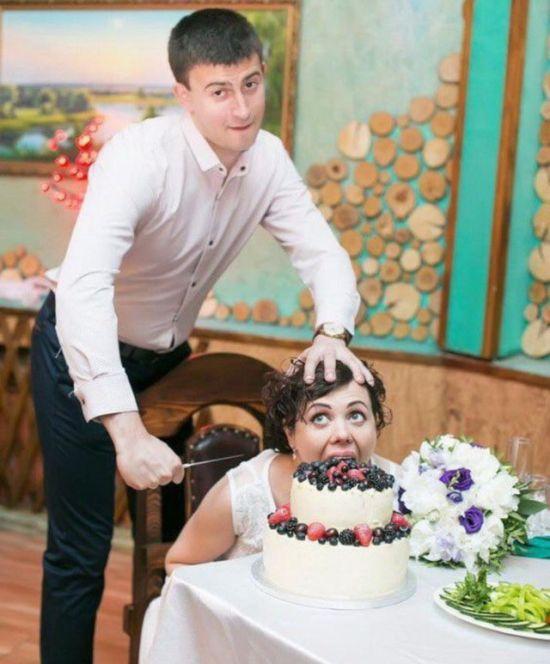 Some Weird Wedding Photos [30 photos]