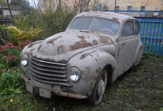 Aero Minor: The Gift to the Stalin [photos]