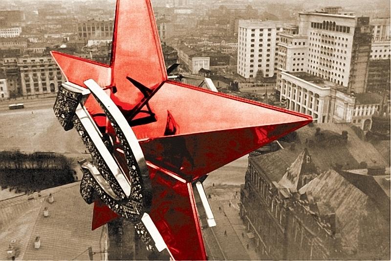 The Interesting Story of the Kremlin Red Stars