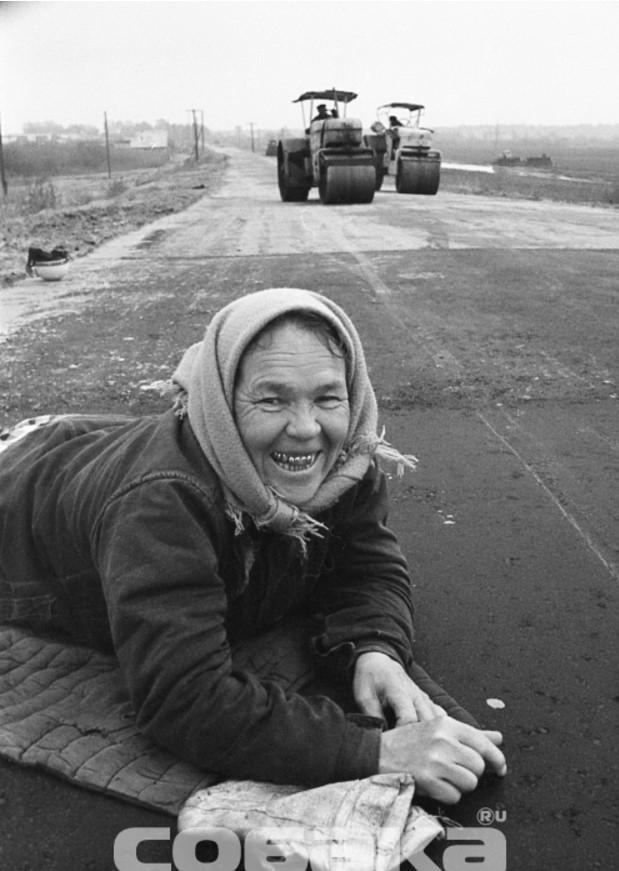 Soviet Photographer Vladimir Zotov