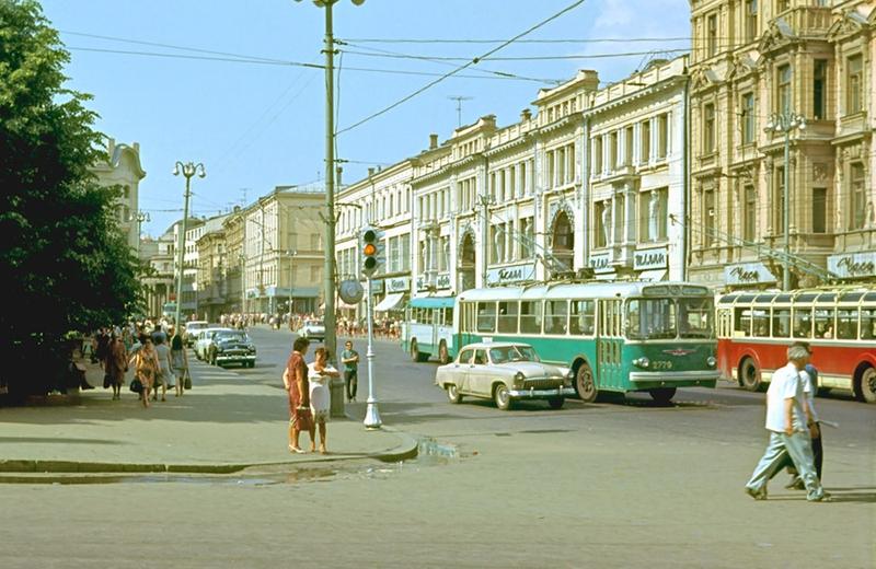 USSR in 1960s