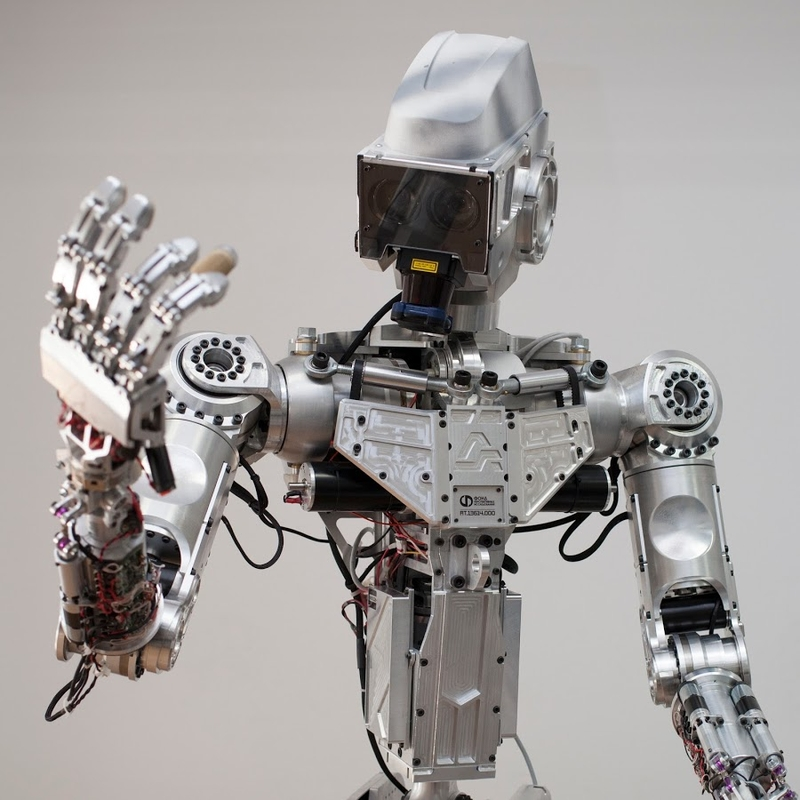 Russian robot Fyedor going to fly a spaceship