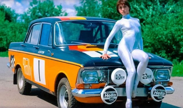 Examples of Soviet Cars Modifications That Were Popular Back Then in USSR