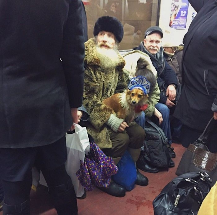 New Part: People of Moscow Subway