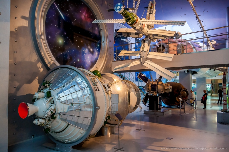 Space Museum Part 2.
