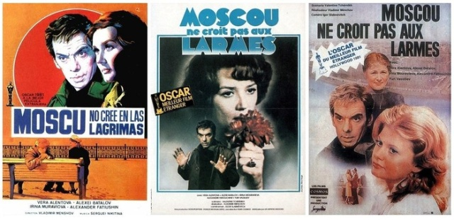 Vintage Classic Soviet Movie Posters and Watch Them Online Now