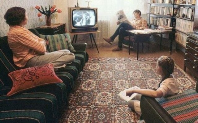 Nostalgic Photographs from USSR