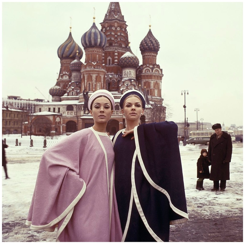 Photos of USSR in 1960s
