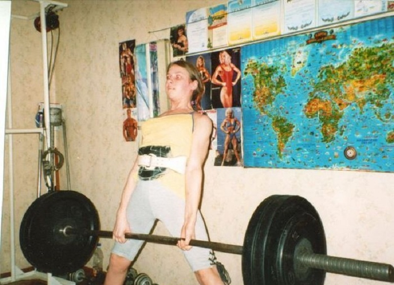 Very Powerful Super Athlete Girl Who Could Do Crazy Tricks Now Retired and Gave Up