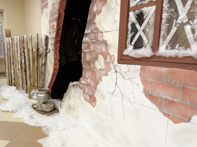 Leningrad Siege Model Apartment [12 photos]