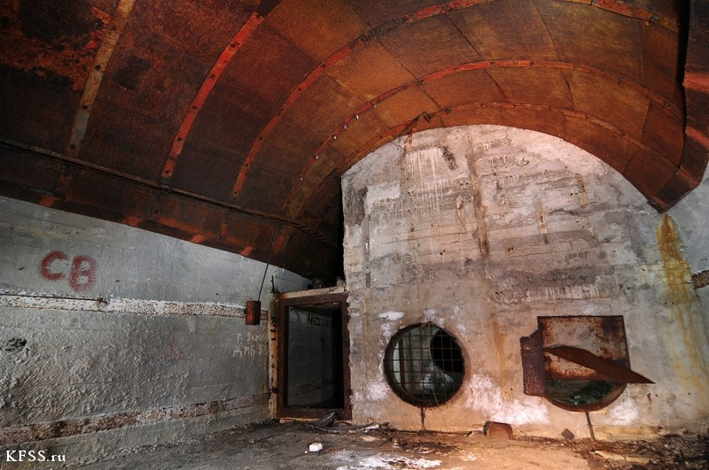 Huge Abandoned Underground Hiding Place for the Soviet Submarines in Pacific
