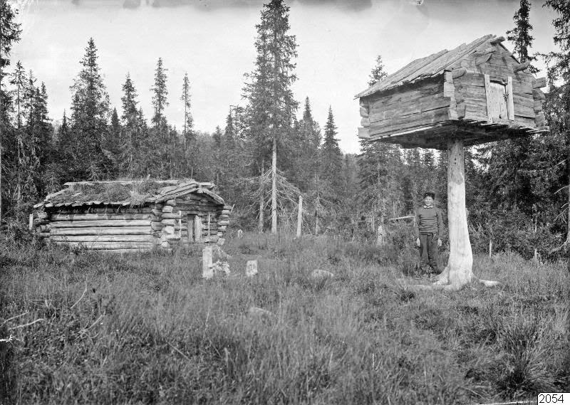 Peasants life in Arkhangelsk 1910 [37 images]