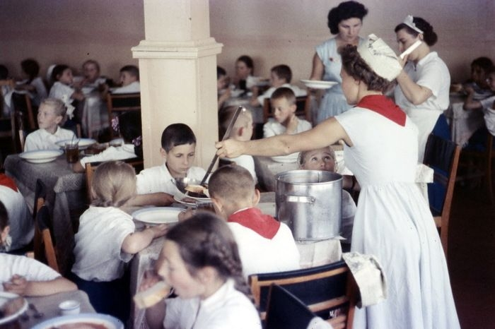 Previously unseen color photos of the USSR [photos]