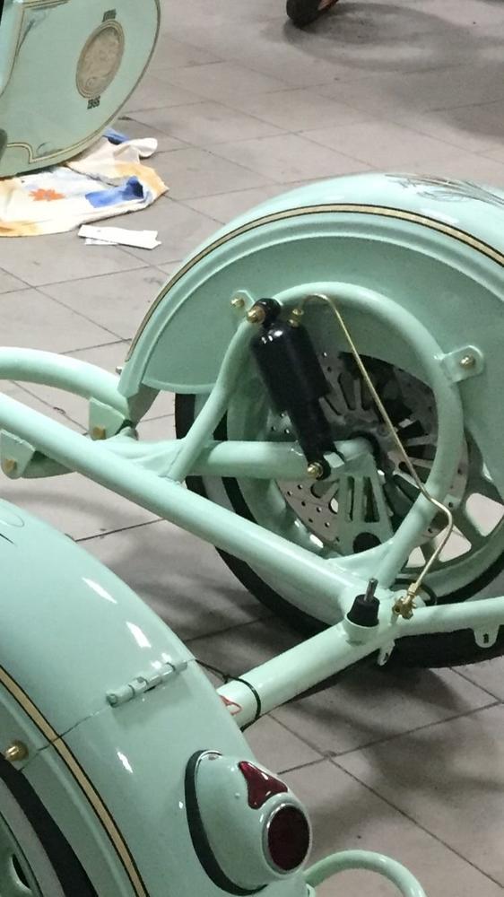 Amazing Russian Vintage 1966 URAL Bike Restored [photos]