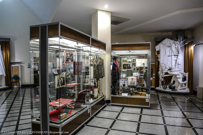 Russian Weapons Museum Named after Kalashnikov