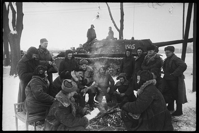 Archive Photos of World War 2 By Alexander Kapustyanski