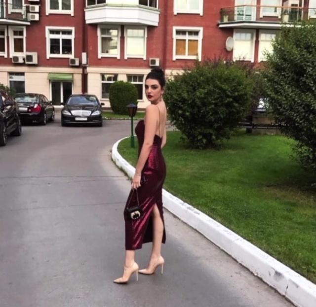 Gvanca Oniani: Princess of Russia Criminal World and Daughter of Mafia Boss [8 photo]
