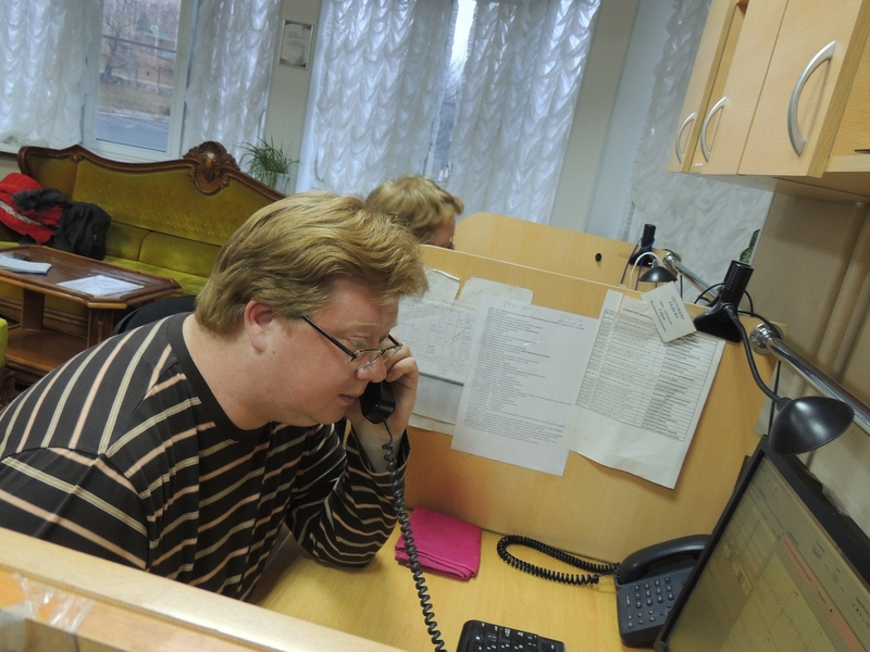 Twin Doctors Work in Russia Clinic: Daily Saving Peoples Lives