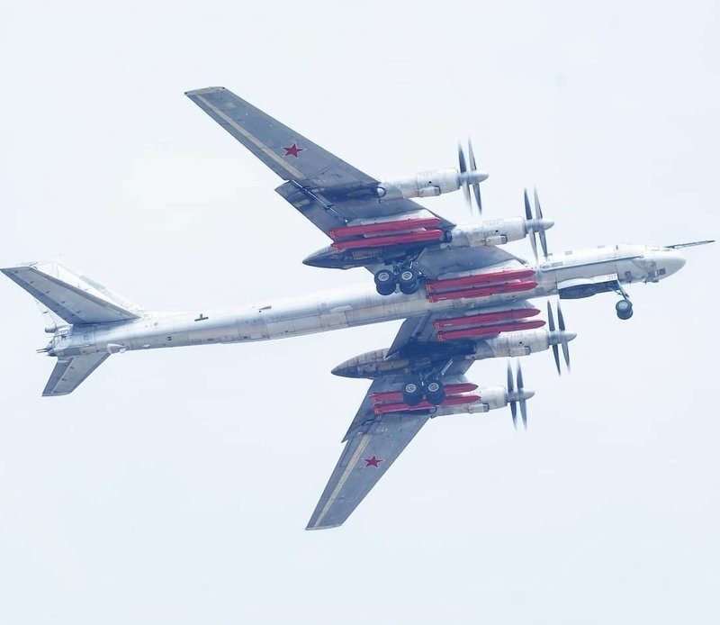 TU-95MC Equipped With Cruise Missiles [photos]