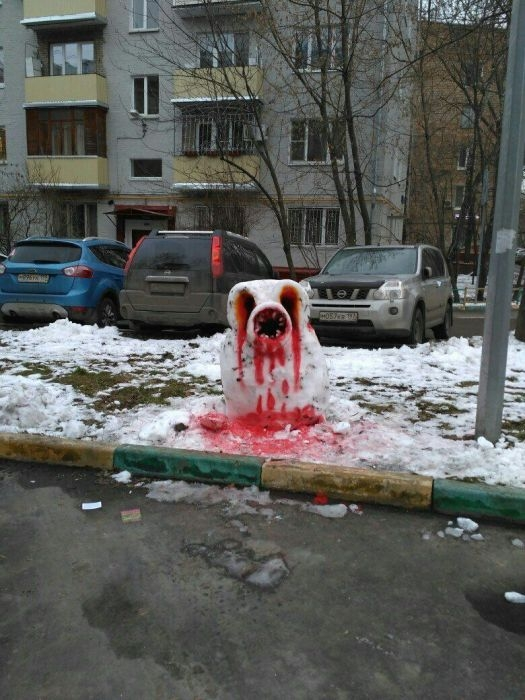 49 Weird and Funny Photos From Russia